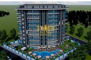 BLUE TOWER RESİDENCE (ID 728)